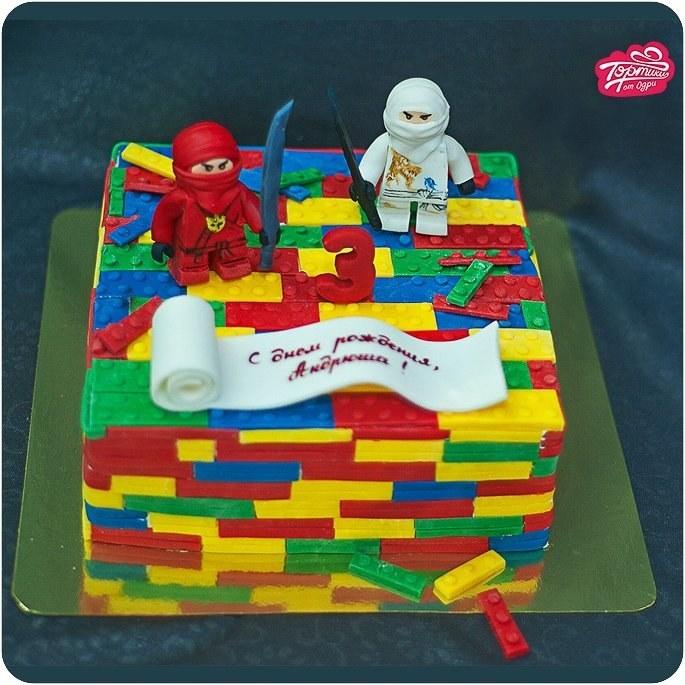 2bf61837e Торт детский - Лего « Каталог « Торты на заказ