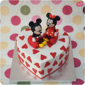 Купить Красивый торт Микки Маус на заказ с фото в Москве с доставкой | 300x300